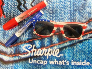 """Uncap What's Inside Campaign""  Sharpie's Poster Paint markers"